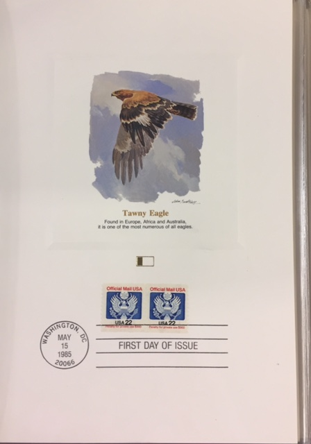 Fleetwood Proof Card Society Of The United States Stamp