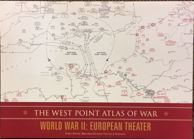 The west point atlas of war world war ii european theater the west point atlas of war world war ii european theater softcover by editor vincent j esposito gumiabroncs Image collections