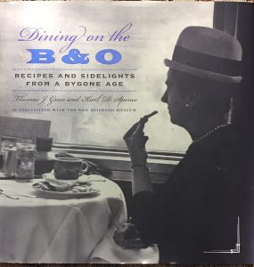 Dining on the B & O