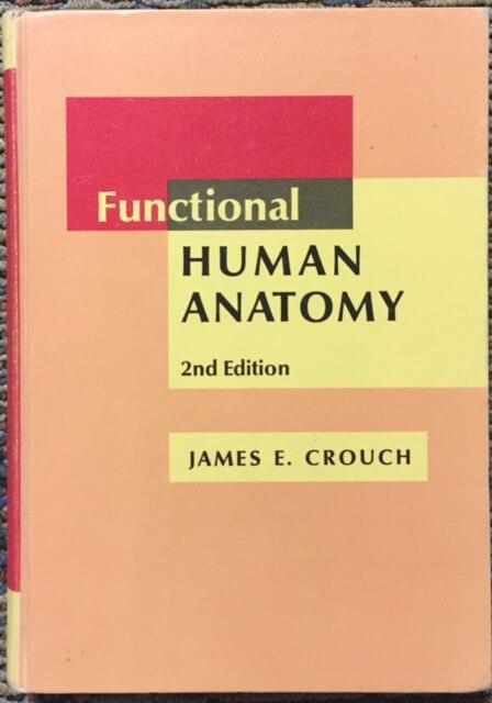 Functional human anatomy