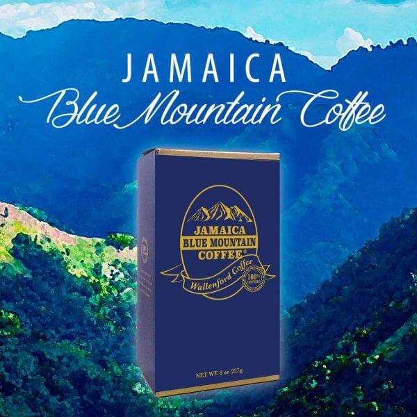 Jamaica coffee